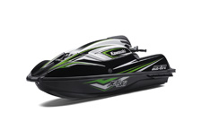 The Original Kawasaki Stand-up Watercraft is Back! For over 40 years, Kawasaki Jet Ski watercraft have supplied high-powered thrills on the water and the new Jet Ski SX-R is a continuation of the legacy. With a broad range of four-stroke power and agile rider-active handling, the new Jet Ski SX-R breathes new life and excitement into the stand-up category. Offering a wide range of riders an unprecedented riding experience, the Jet Ski SX-R is here and ready to reclaim Kawasaki's status as the king of stand-up watercraft